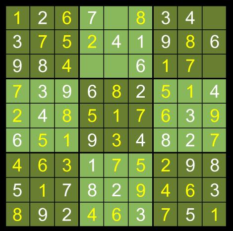 SudokuBasic7