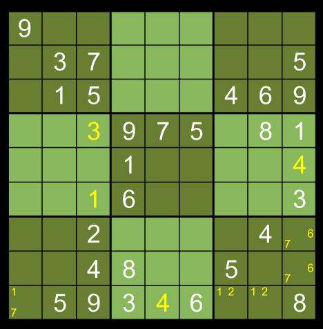 SudokuIndirectTwinsEnum06